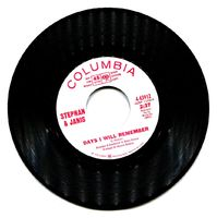 Stephan & Janis - Days I Will Remember / I Understand - 45