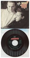 """Tears For Fears - Head Over Heels / When In Love With A Blind Man - 7"""" Picture Sleeve"""