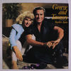 GEORGE JONES & TAMMY WYNETTE - Together Again LP
