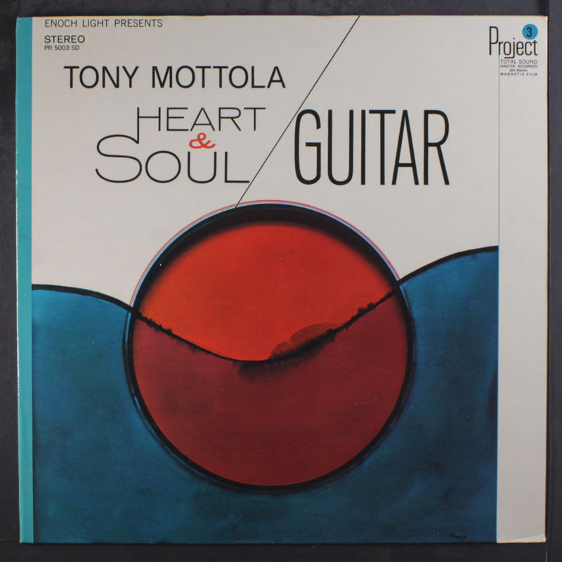 Tony Mottola Heart And Soul Vinyl Records and CDs For Sale