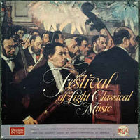 Various - Festival Of Light Classical Music - LP Box Set