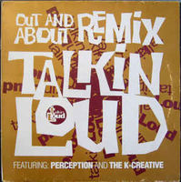 """Perception & The K-creative - Out And About Remix - 12"""""""