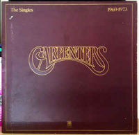 Carpenters - The Singles 1969-1973 - LP Gatefold