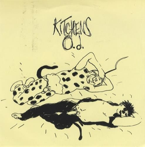 Kitchens Of Distinction Feel My Genie Vinyl Records and CDs ...