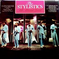 Stylistics - All About Love - LP