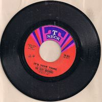 Isley Brothers - It's Your Thing / Don't Give It Away - 45