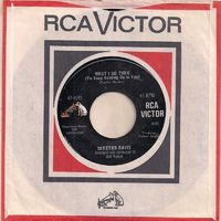 Davis,skeeter - What I Go Thru (to Keep Holding On To You) / What Does It Take (to Keep A Man Like You Satisfied) - 45