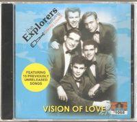 Explorers - Vision Of Love - CD