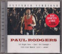 Rodgers,paul - Extended Versions - CD