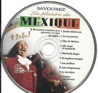 Various - Savourez Les Plaisirs Du Mexique - CD