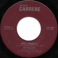 Hot Blood - Soul Dracula / Sans Dracula - 45