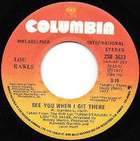 Lou Rawls - See You When I Git There / Spring Again - 45
