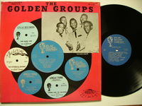 Various Artists - The Golden Groups - The Best Of Atlas Angletone  Records - Volume 29 - LP