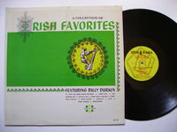 Billy Durkin/ Paul Reilly & The Celtic Singers - A Collection Of Irish Favorites - LP