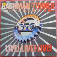 "Bachman Turner Overdrive - Live Live Live! - 12"""