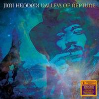 Jimi Hendrix - Valleys Of Neptune Sealed 2 Lp Set - 2LP