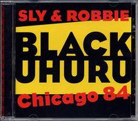 Black Uhuru - Live In Chicago Eu New Cd - CD