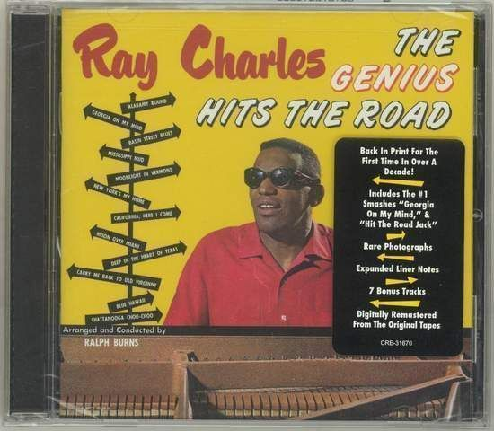 Ray Charles Genius Loves Company Vinyl Records and CDs For Sale