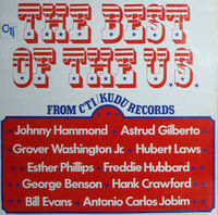 Various Artists - The Best Of The U.s (from Cti/kudu Records - LP