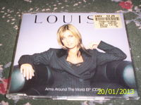 Louise - Arms Around The World - CDSingle