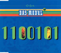 Das Modul - 1100101 - CD Single