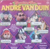 Andre Van Duin - De Grootste Hits Van Andre Van Duin - LP