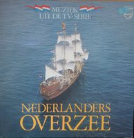 Artiesten - Nederlanders Overzee - LP