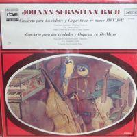 Hans Reinartz - Concerto Para Dos Violins-bach - LP