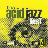 Various Artists - The Acid Jazz Test Part 4 - CD