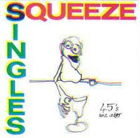 Squeeze - Singles - 45's And Under - CD