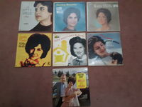 Kitty Wells - Lot Of 7 Vintage Records - LP