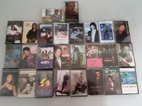 Sade - Anita Baker - Tina Turner - Super Lot Of 25 Cassette Tapes - Cassette