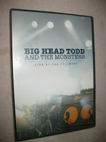 Big Head Todd & The Monsters - Live At The Fillmore - DVD