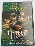 Phil Keaggy - Philly Live! - DVD