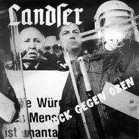 Landser - Rock Gegen Oben - LP