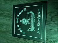 Open Season - Front Line Fighters - LP