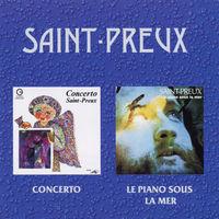 Saint-preux - Concerto + Le Piano Sous La Mer - CD