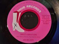 """Joe Melson - Sweet Vibrations - 7"""""""