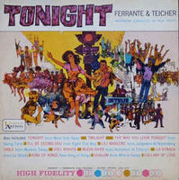 Ferrante & Teicher - Tonight (mono) - LP