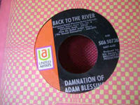 """Damnation Of Adam Blessing - Back To The River - 7"""""""