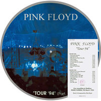Pink Floyd - Tour '94 - 2 Picture Disc - Picture Disc