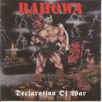 "Rahowa - Declaration Of War - 12"""