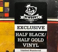 Strokes - Room On Fire (half Black/half Gold Lp) - LPColoredVinyl