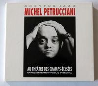 Michel Petrucciani - Au Théâtre Des Champs-elysées - 2CD