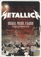 Metallica - Orgullo, Passion, Y Gloria - Tres Noches En La Ciudad De México - DVD