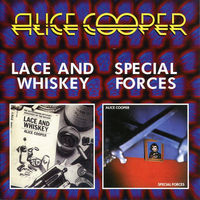 Alice Cooper - Lace And Whiskey / Special Forces - CD