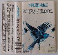 Camouflage - Methods Of Silence	 	 - Cassette