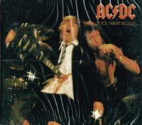 Ac/dc - If You Want Blood -
