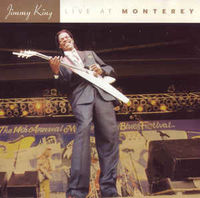 Jimmy King - Live At Monterey - CD